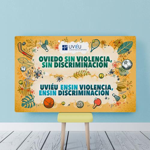 Oviedo sin violencia