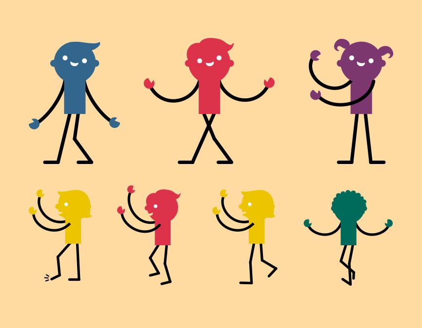 Danciando tol añu