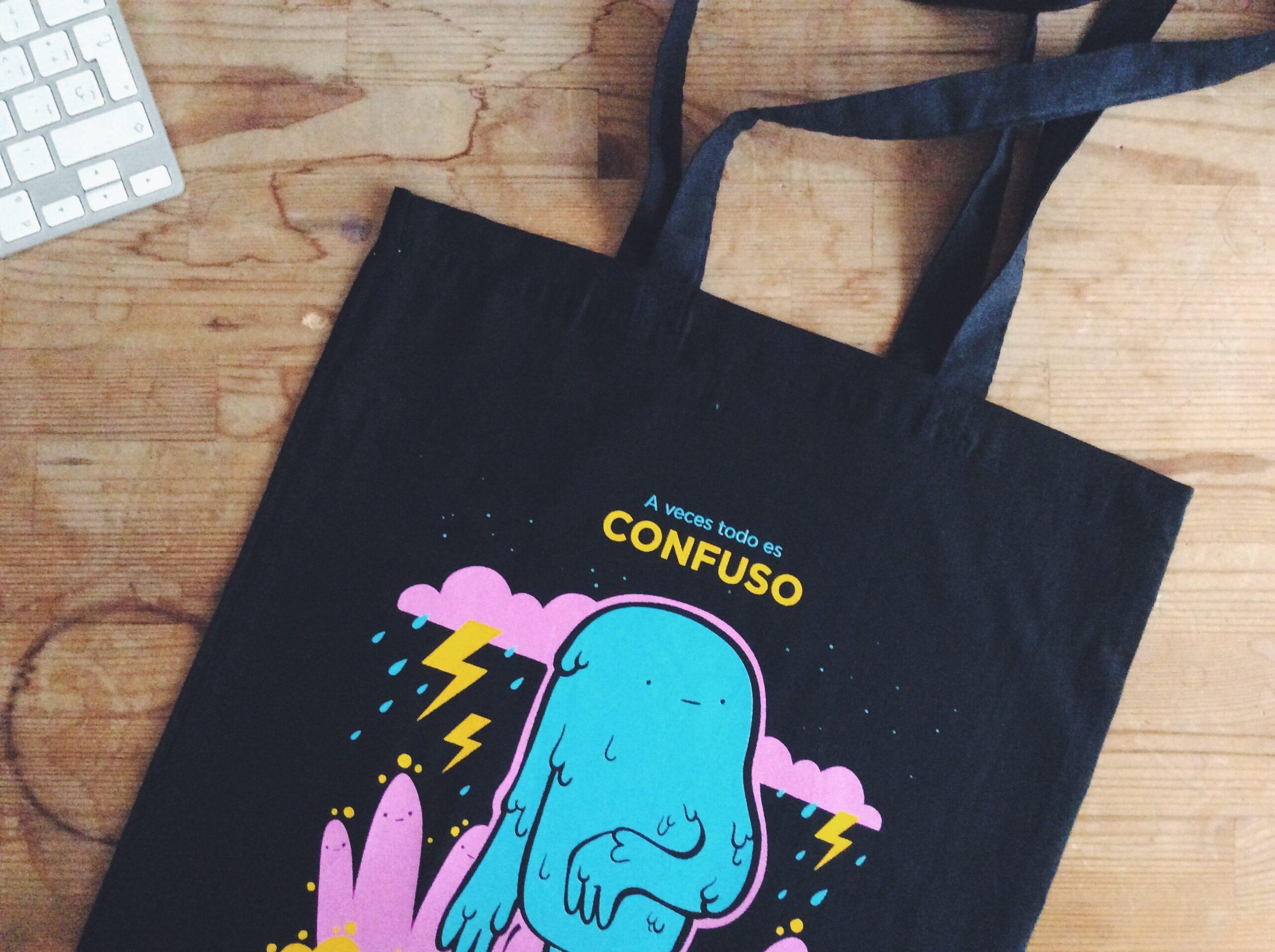 Tote Bag Confuso