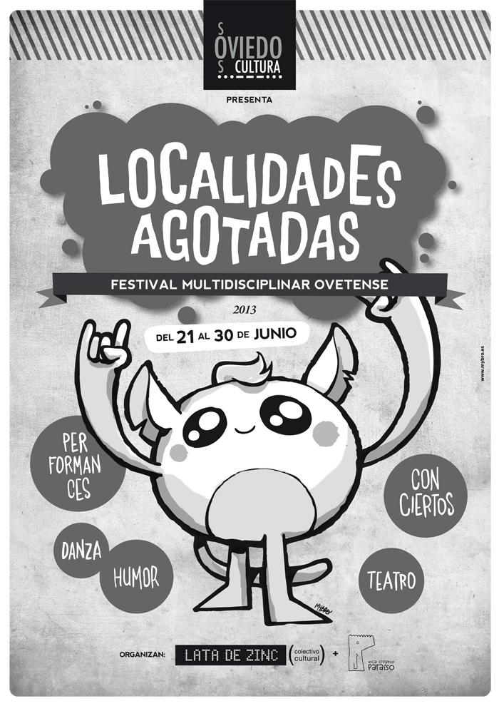 Localidades Agotadas 2013