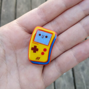Pin Groovy GameBoy