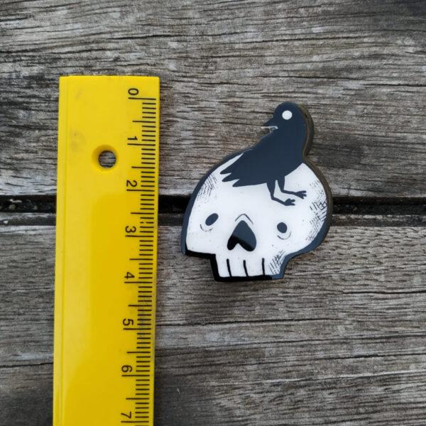 Pin Mini Poe