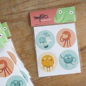 Stickers Mybro