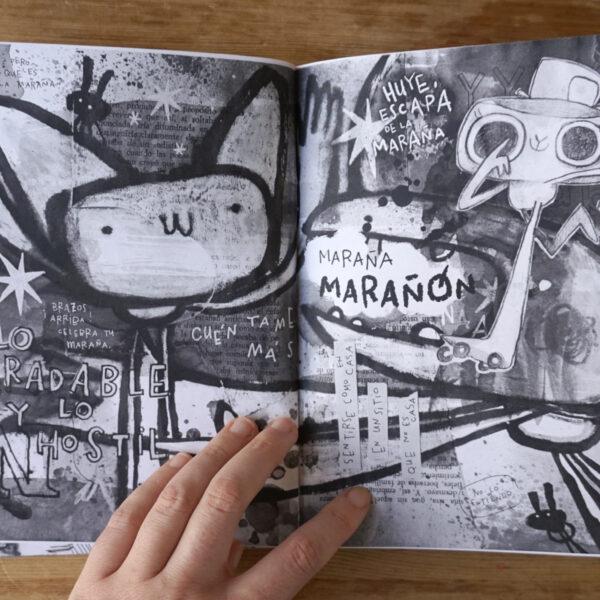 Fanzine Maraña #1