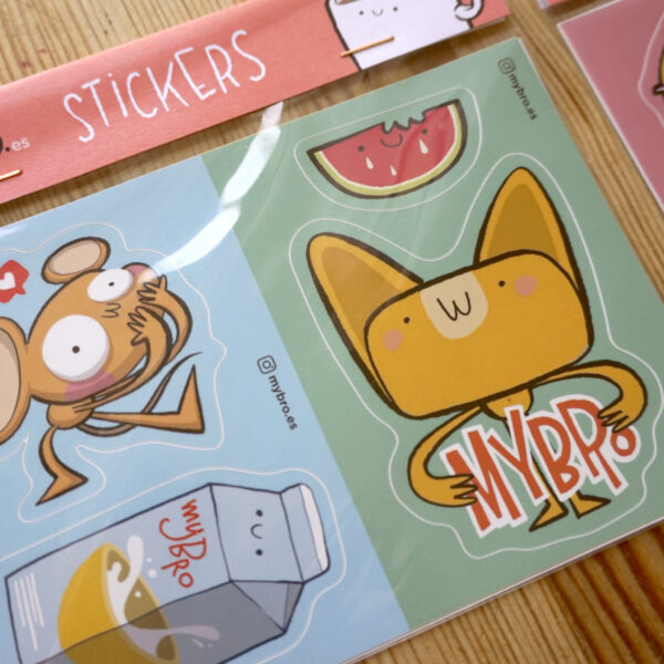 Stickers Taco