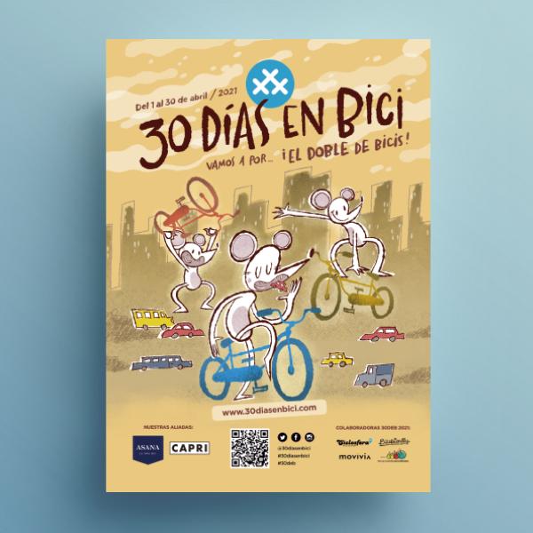 30 Días en Bici 2021