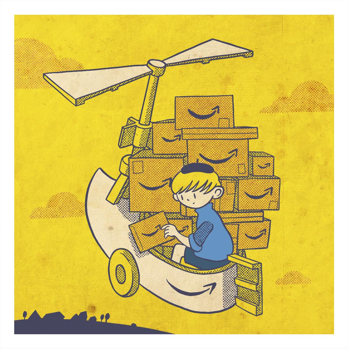 Amazon aterriza en Asturias